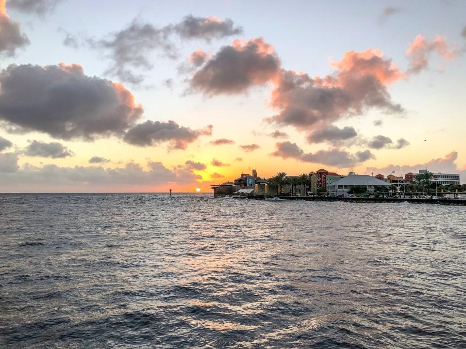Rif Fort Sunset - Otrobanda - Walking Tour of Willemstad, Curaçao