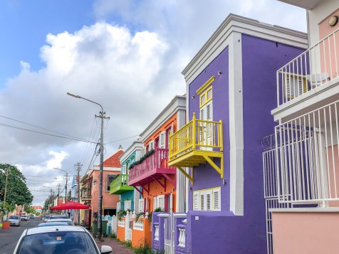 Self-Guided Walking Tour of Willemstad, Curaçao - Pietermaai District