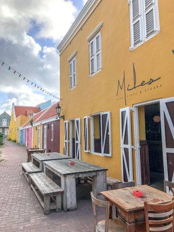 Self-Guided Walking Tour of Willemstad, Curaçao - Miles Jazz Cafe
