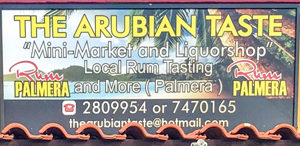 Best Rum in Aruba, The Arubian Taste