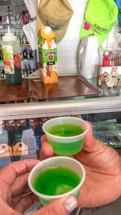Best Rum in Aruba, The Arubian Taste