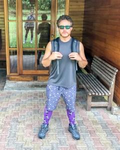 A's Merrell Hiking Boots Salkantay Trek