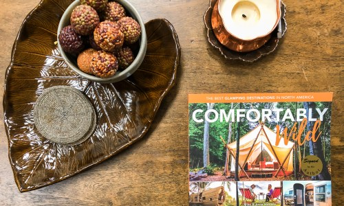 Best Glamping Spots in the US featured in Comfortably Wild