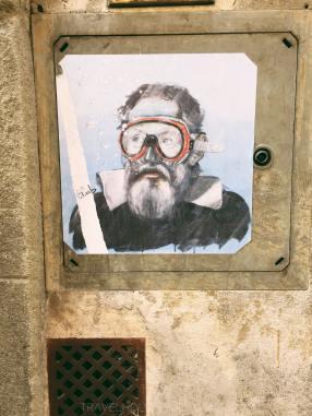 Arte di strada a Firenze