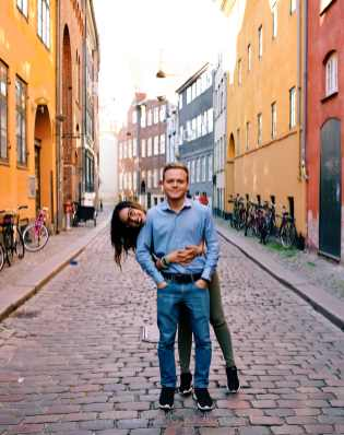 Copenhagen romantic