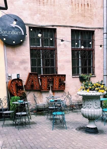 particolari estetici lettoni bar riga