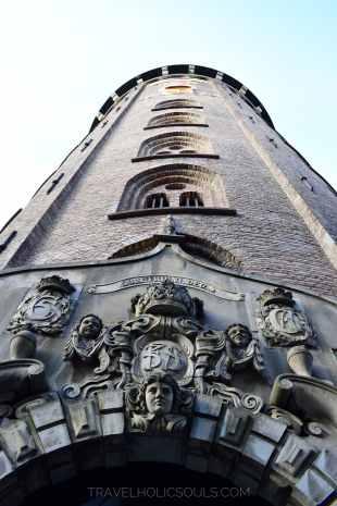 Rundetaarn facciata esterna