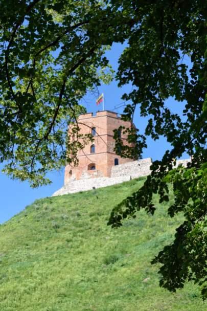 torre di Gediminas