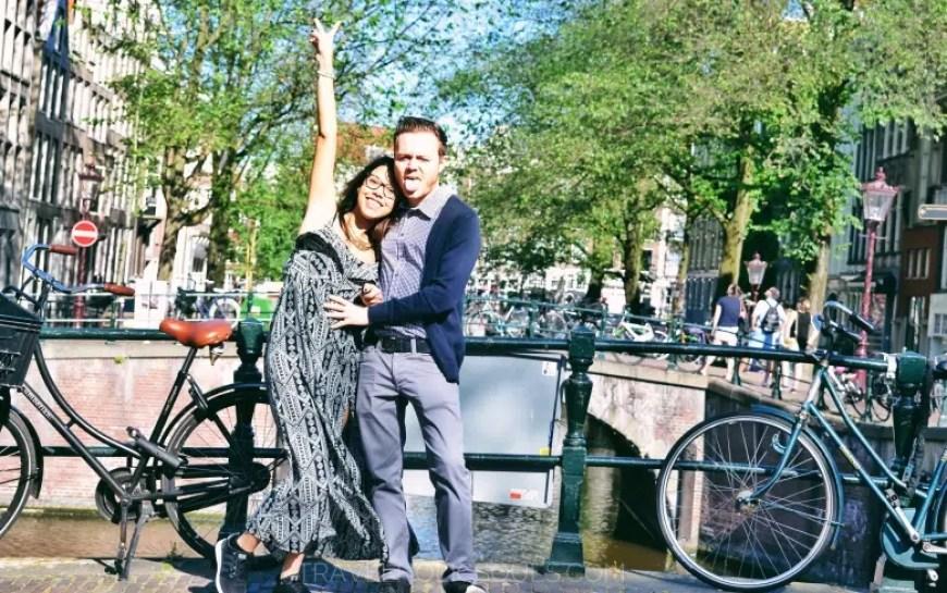 weekend romantico ad Amsterdam