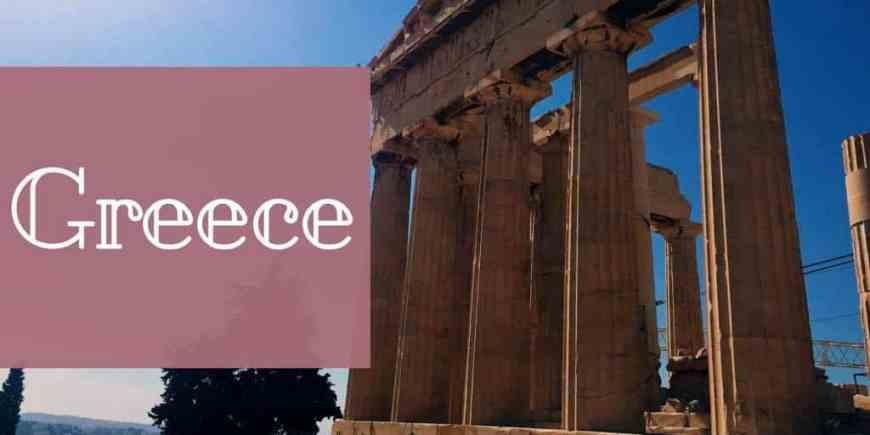 greece destination
