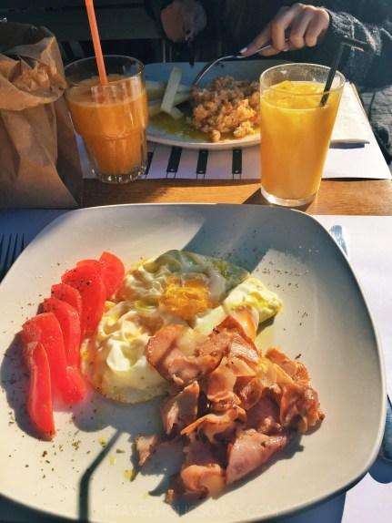 colazione Atene