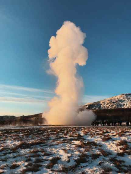 what to see in iceland Strokkur