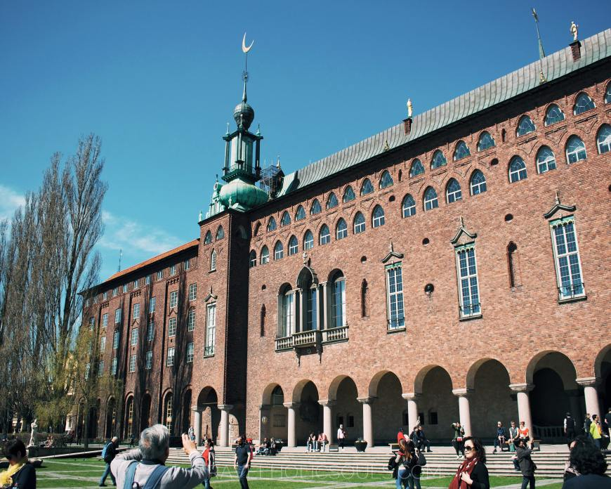 things to do in stockholm hall city