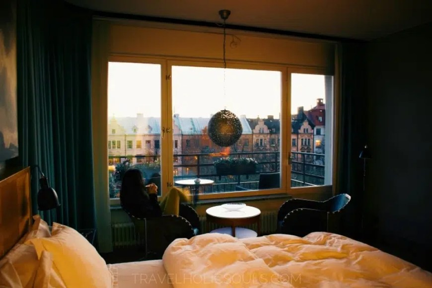 where to sleep in stockholm sweden