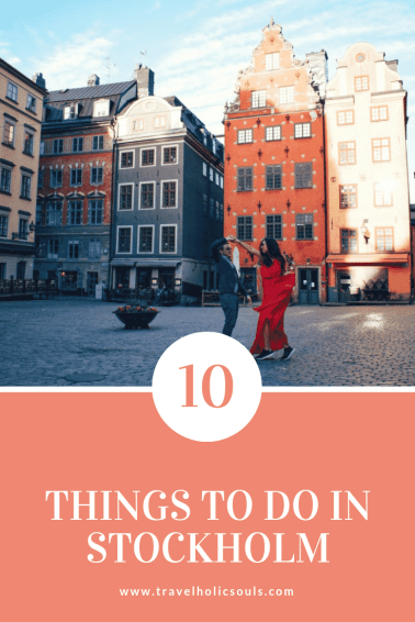 Stockholm, Sweden- things to do