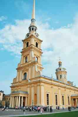 cattedrale fortezza Pietro e Paolo