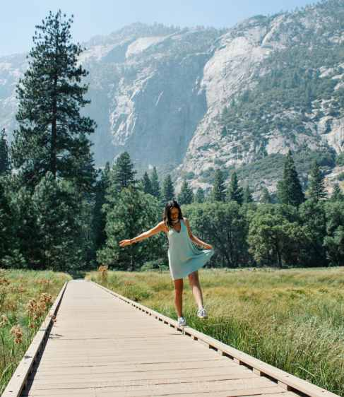 visit yosemite park one day trip