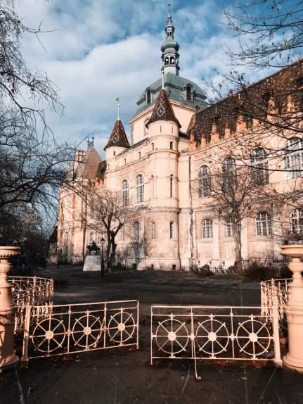 Cosa vedere a Budapest: il parco Varosliget