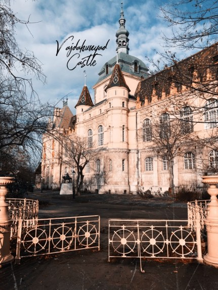 ajdahunyad Vara Budapest