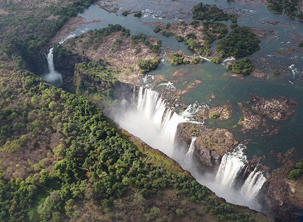 מפלי ויקטוריה זימבבואה