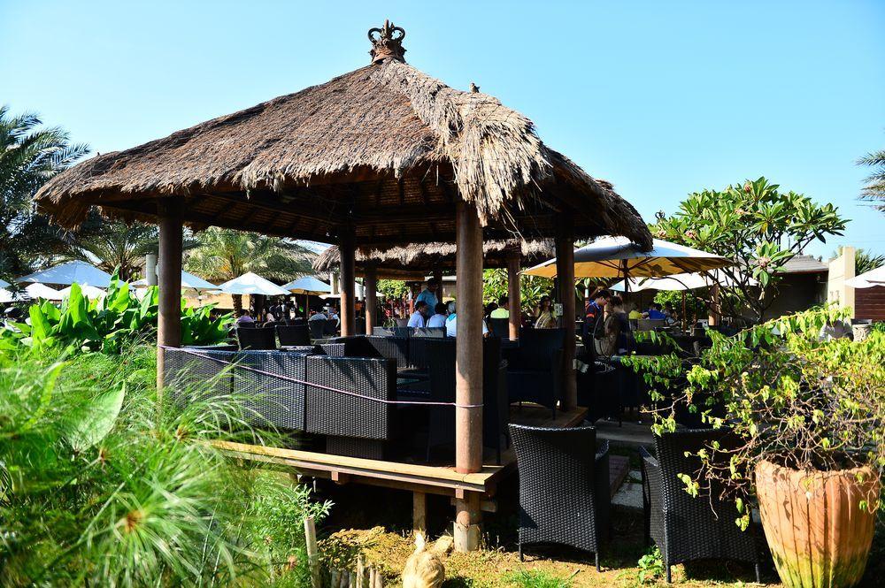 【新屋】峇里島風情.莫內咖啡 - 輕旅行