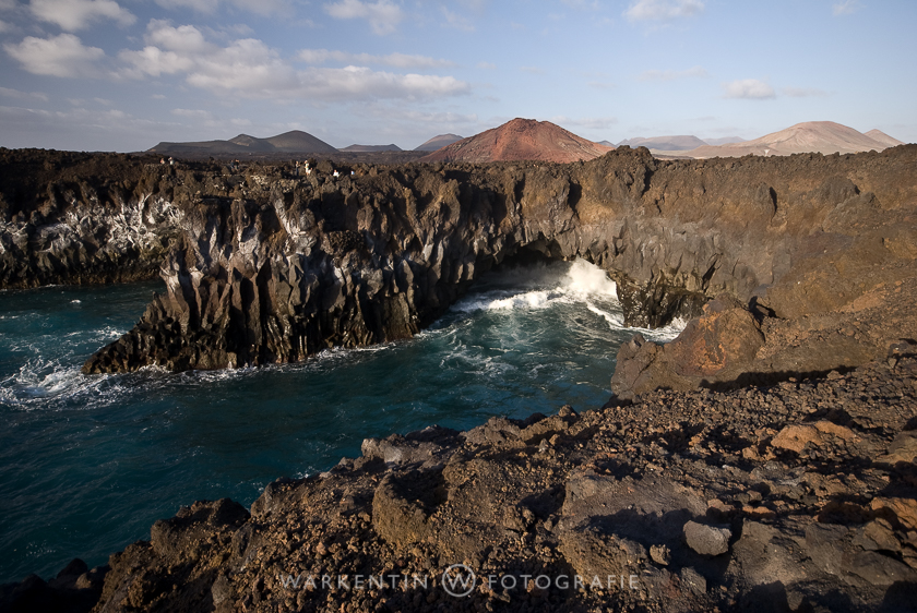 Lanzarote – Island between water and fire