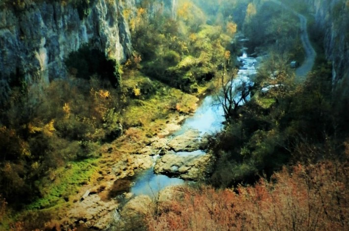 Emen Gorge