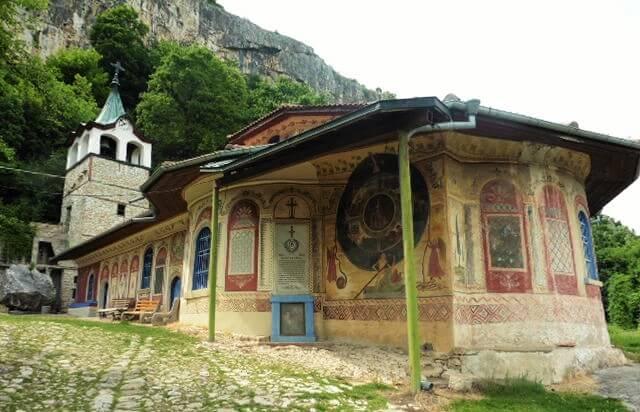 Preobrazhenski Monastery & Eco-Trail