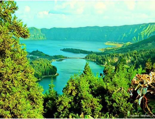 Riga Azores Islands Holidays