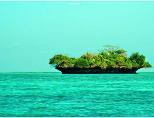 Ryga Zanzibaras Atostogos