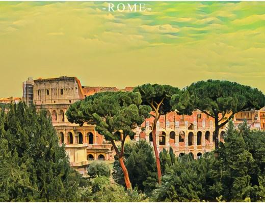 Kaunas Rome Italy Weekend
