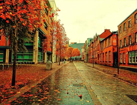 Riga Manchester UK Weekend