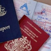paspor visa
