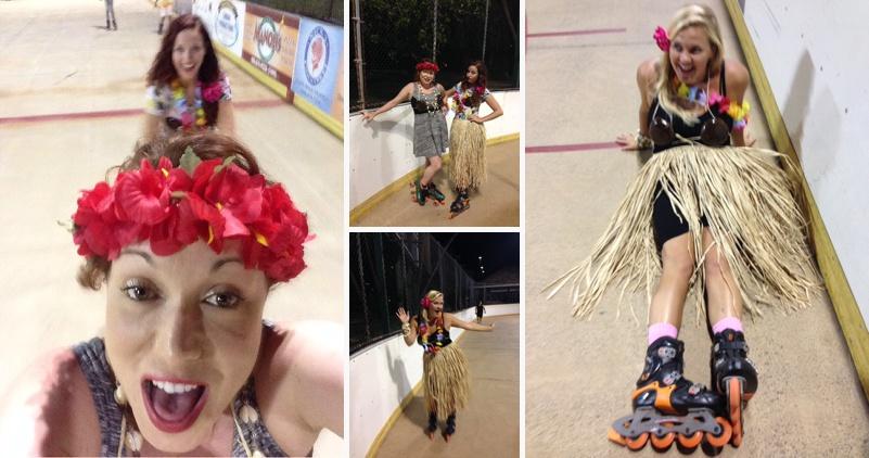 hula skirts maui