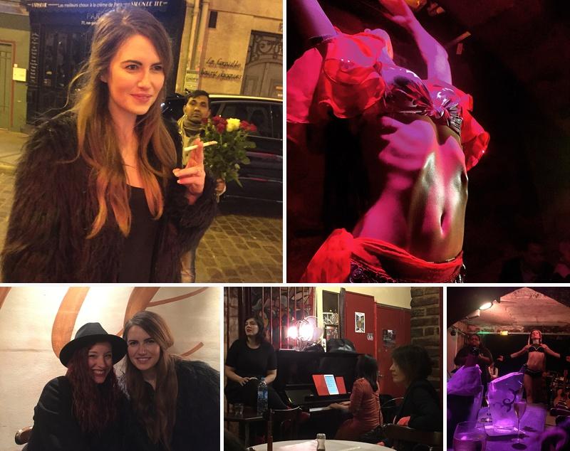 top local cabaret paris
