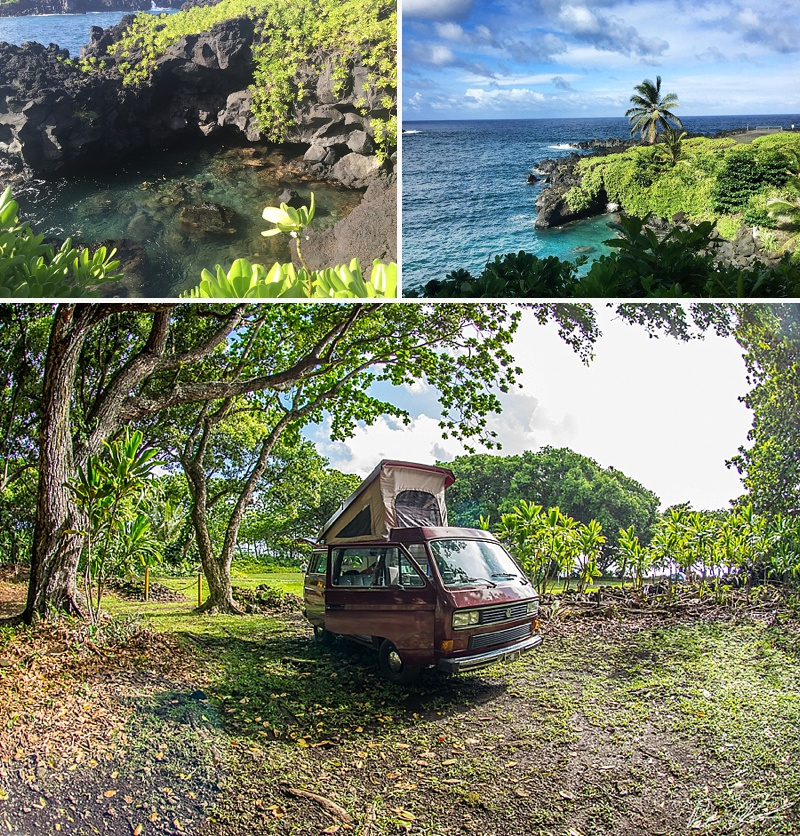 maui best campgrounds