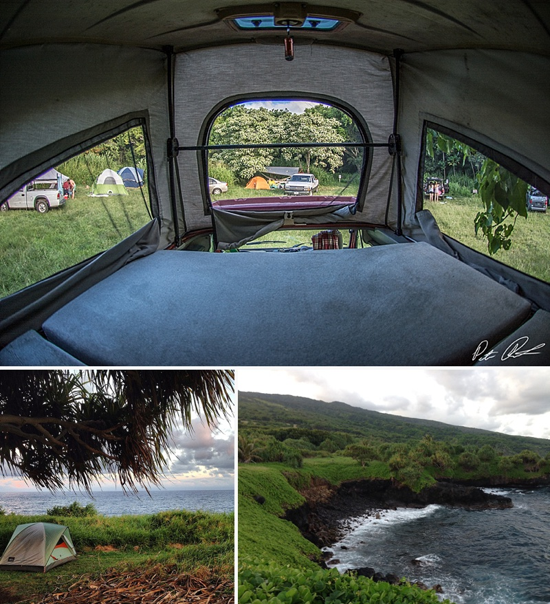 campgrounds in maui