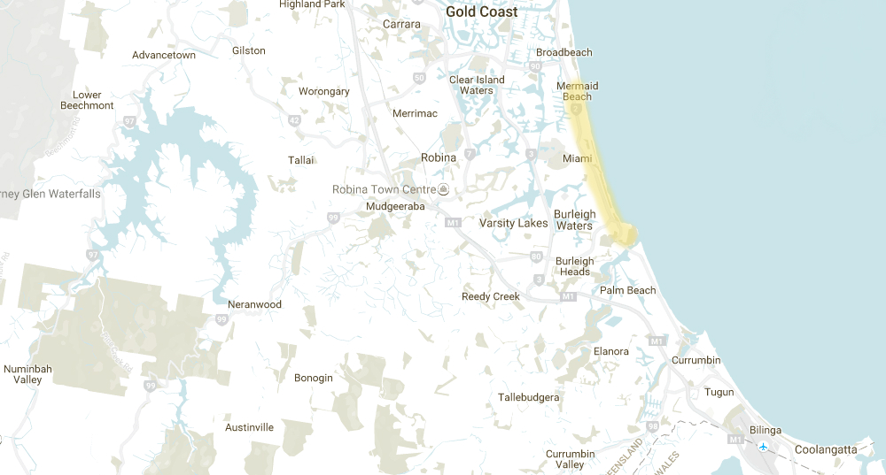 top towns to live on the gold coast