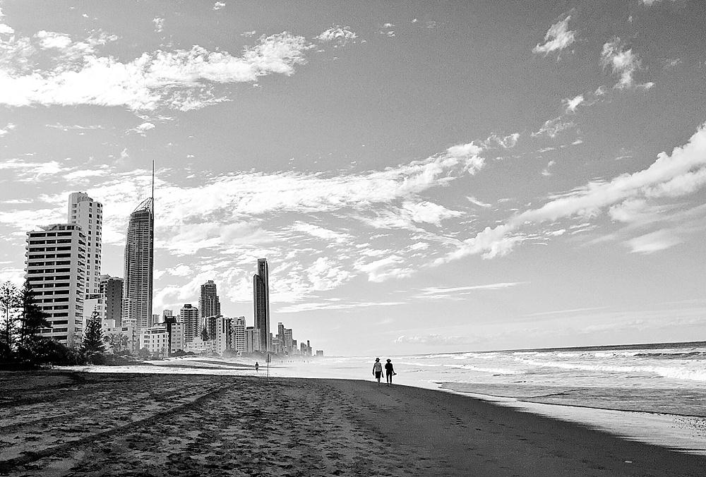burleigh heads gold coast australia