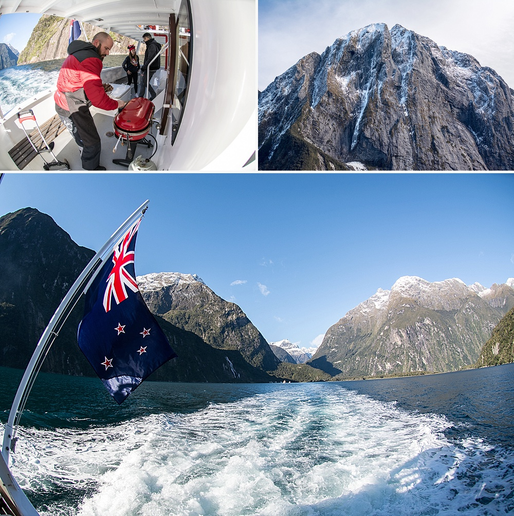 queenstown to milford sound