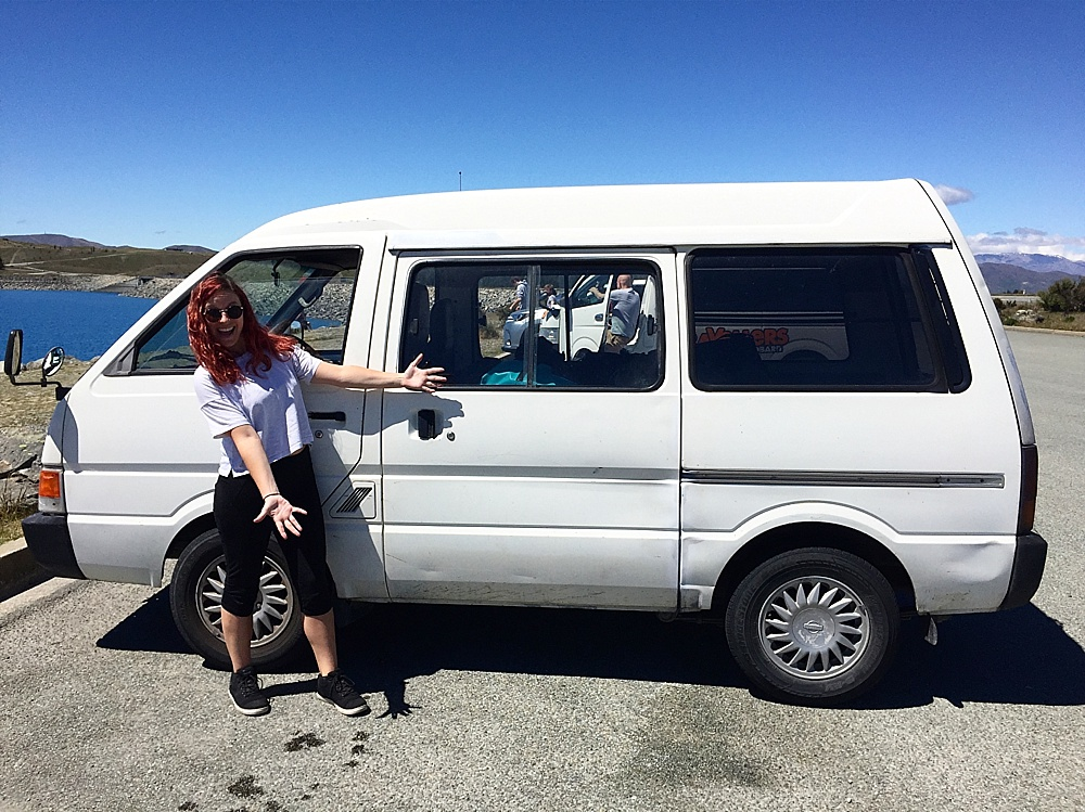 buying a campervan in new zealand