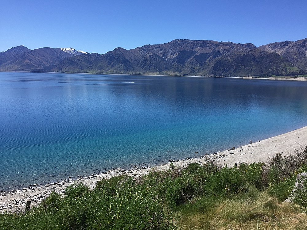 queenstown to lake hawea