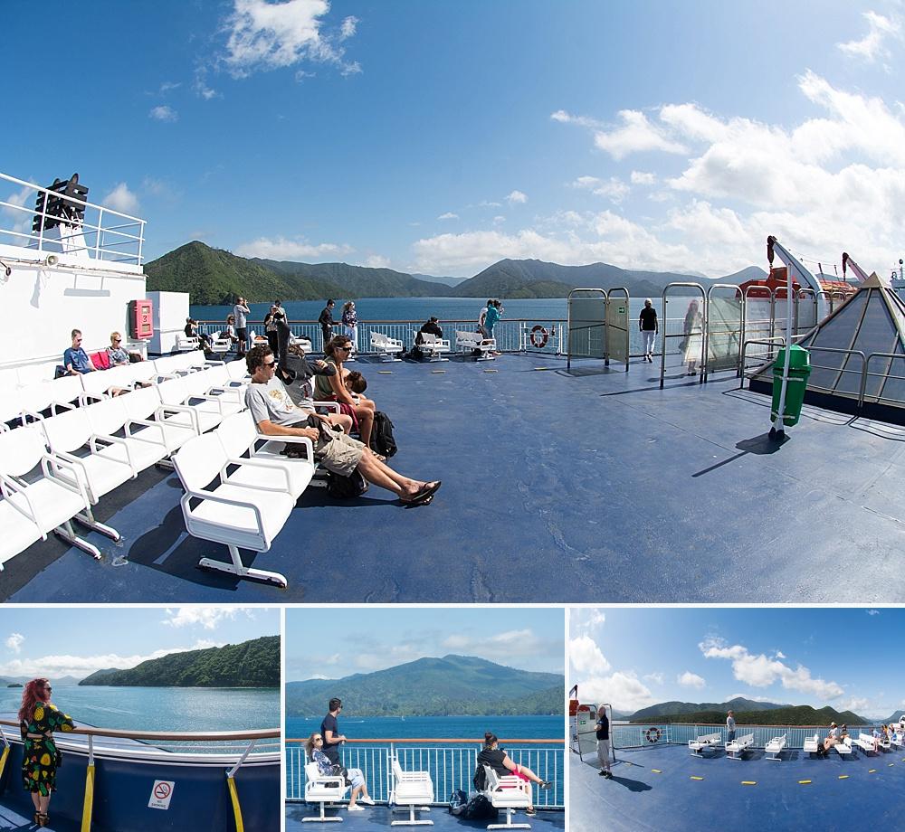 interislander ferry travel new zealand