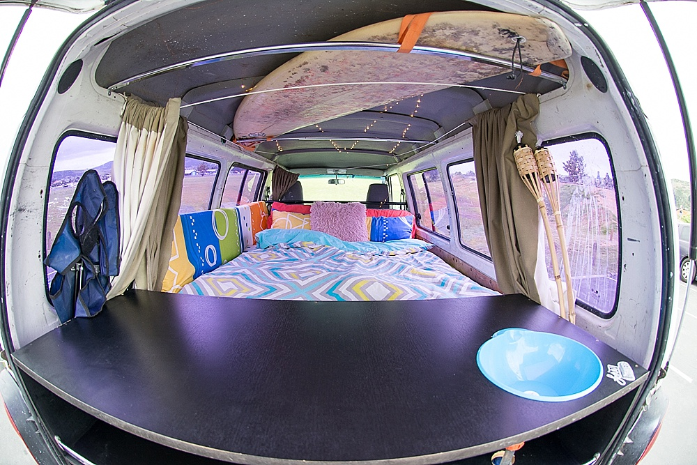 diy self contained campervans nz