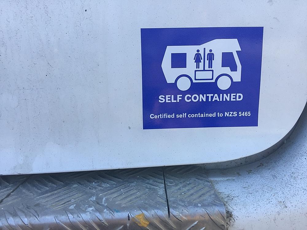 self containment checklist new zealand