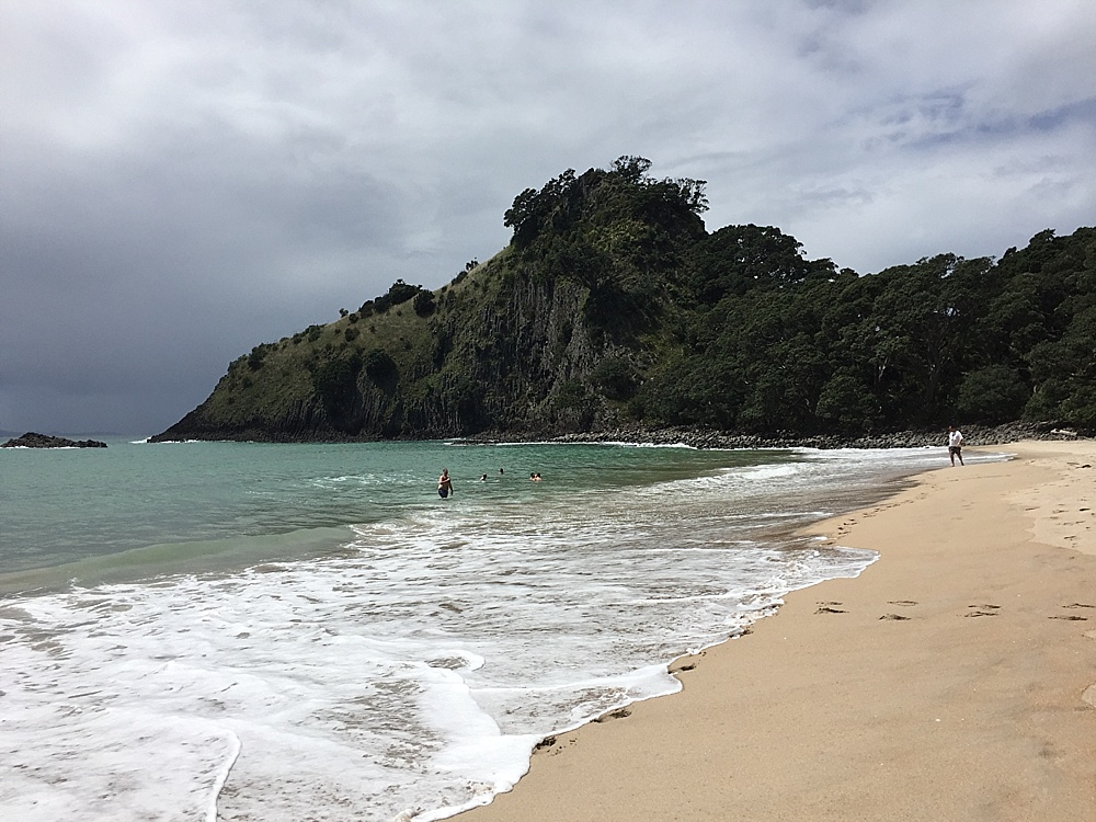 top beaches coromandel peninsula
