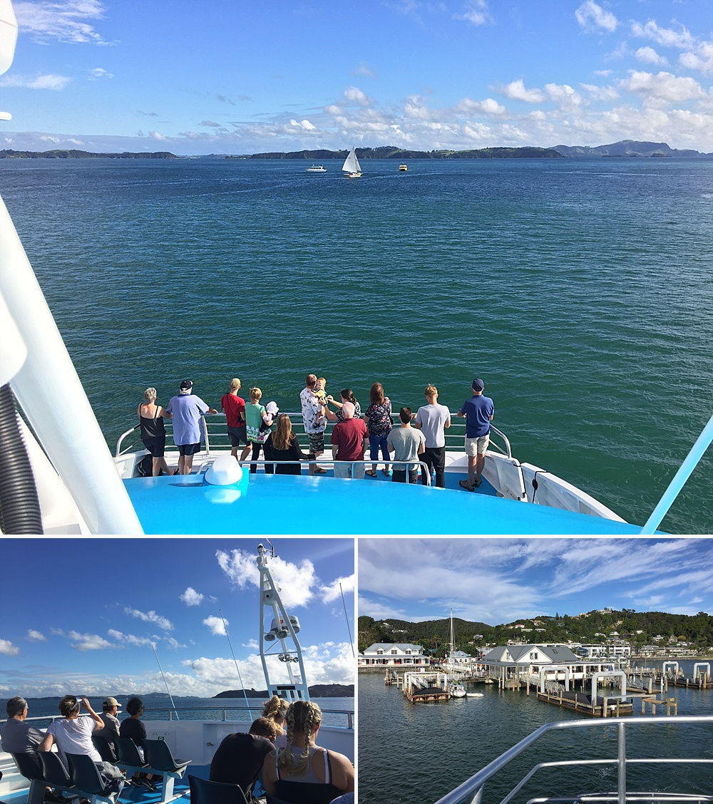 one week in new zealand's bay of islands