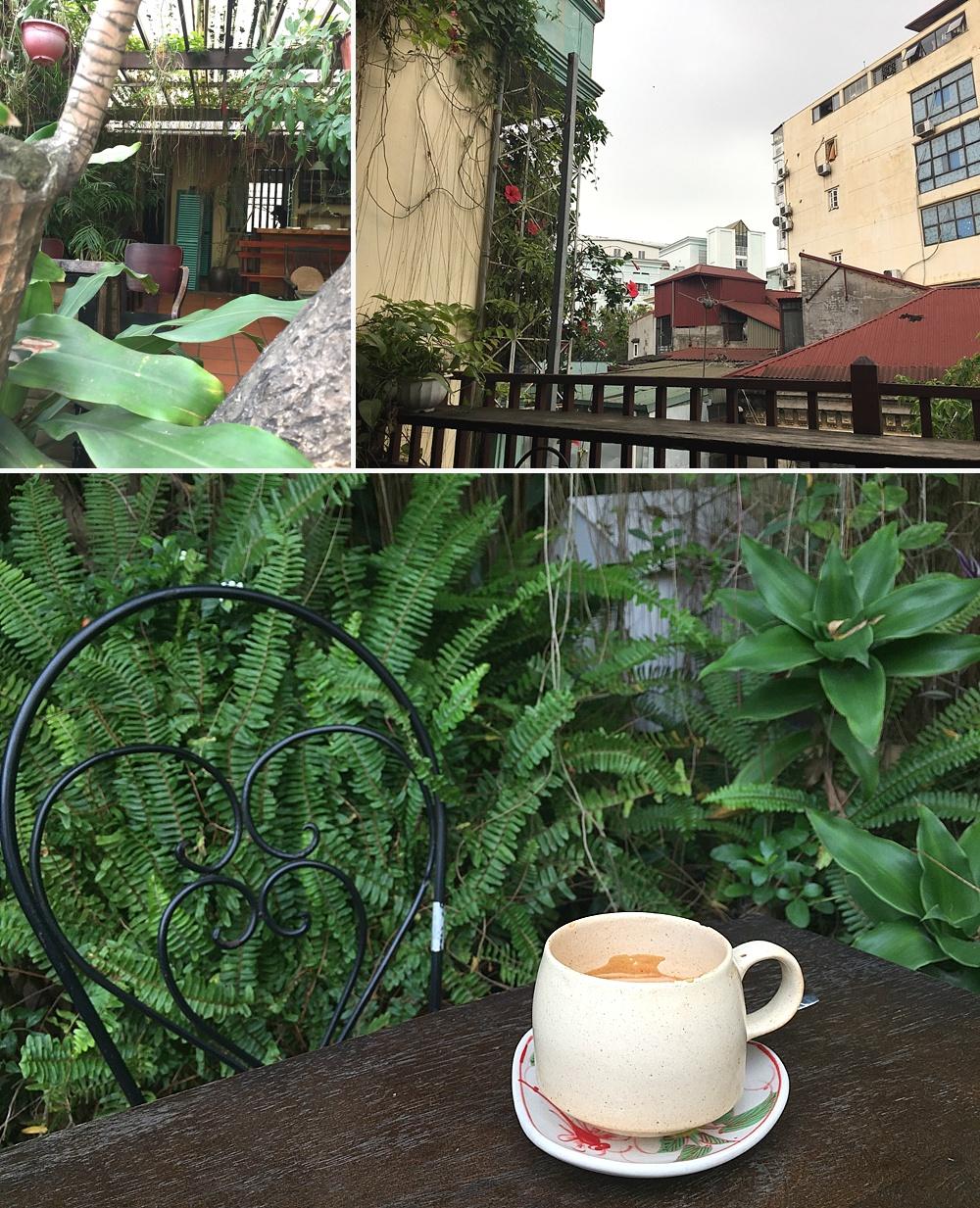 rooftop coffee shops hanoi vietnam