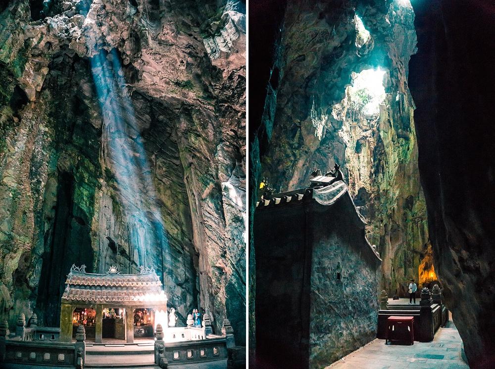 marble mountains travel guide da nang vietnam