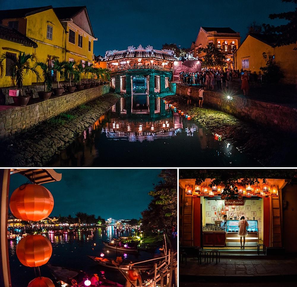 lantern festival hoi an vietnam